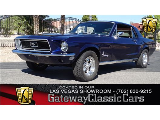 1968 Ford Mustang for sale in Las Vegas, Nevada 89118