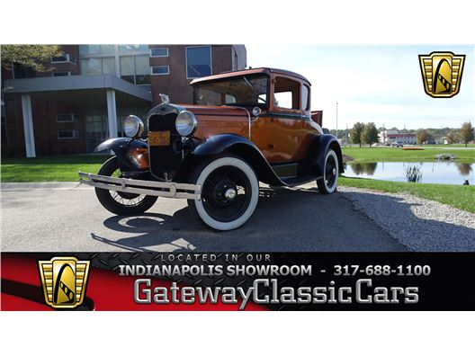 1931 Ford Model A for sale in Indianapolis, Indiana 46268