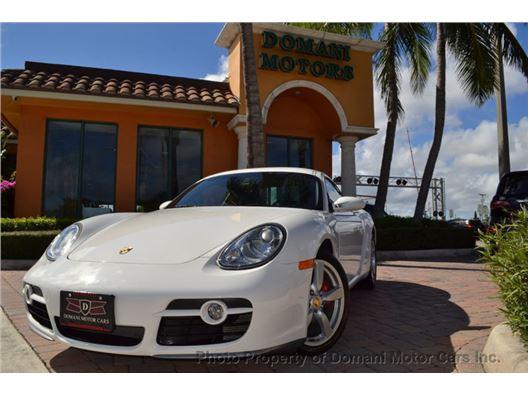 2006 Porsche Cayman S for sale in Deerfield Beach, Florida 33441