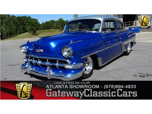 1954 Chevrolet Bel Air for sale in Alpharetta, Georgia 30005