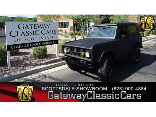 1974 Ford Bronco for sale in Deer Valley, Arizona 85027