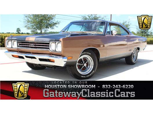 1969 Plymouth GTX for sale in Houston, Texas 77090
