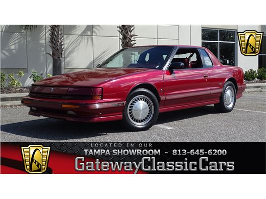 1990 Oldsmobile Toronado for sale in Ruskin, Florida 33570