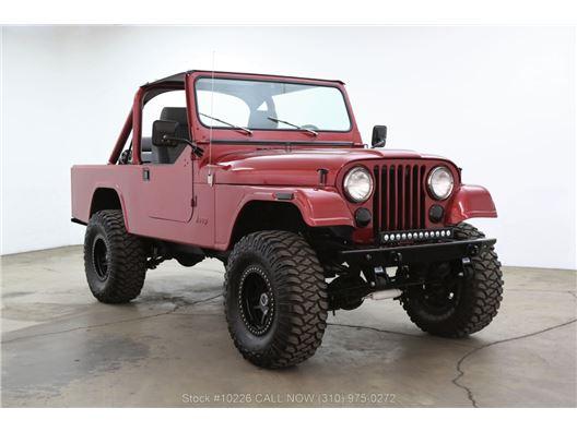 1981 Jeep CJ8 for sale in Los Angeles, California 90063