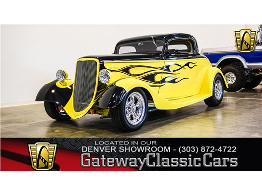 1933 Ford 3 Window for sale in Englewood, Colorado 80112