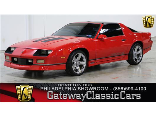 1989 Chevrolet Camaro for sale in West Deptford, New Jersey 8066