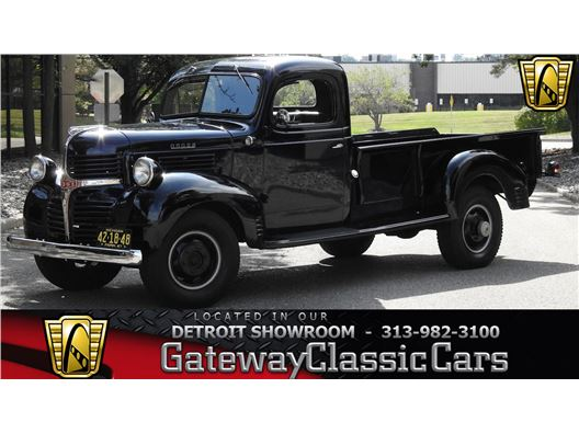 1947 Dodge WD21 for sale in Dearborn, Michigan 48120