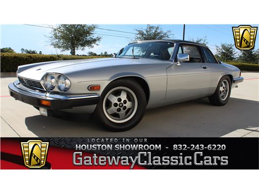 1987 Jaguar XJ-SE for sale in Houston, Texas 77090