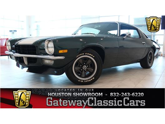 1972 Chevrolet Camaro for sale in Houston, Texas 77090