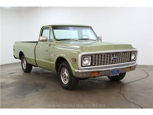 1972 Chevrolet Cheyenne for sale in Los Angeles, California 90063