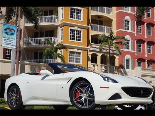 2015 Ferrari California T for sale in Naples, Florida 34104