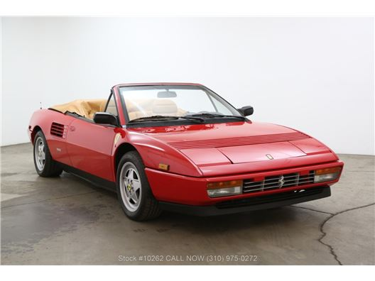 1989 Ferrari Mondial for sale in Los Angeles, California 90063