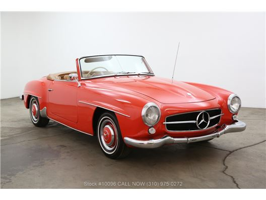 1960 Mercedes-Benz 190SL RHD for sale in Los Angeles, California 90063