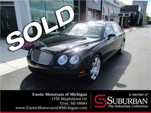 2008 Bentley Continental for sale in Troy, Michigan 48084