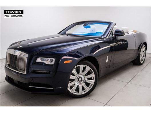 2017 Rolls-Royce Dawn for sale in Las Vegas, Nevada 89146
