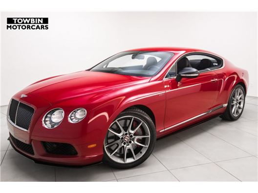 2015 Bentley Continental GT V8 S for sale in Las Vegas, Nevada 89146