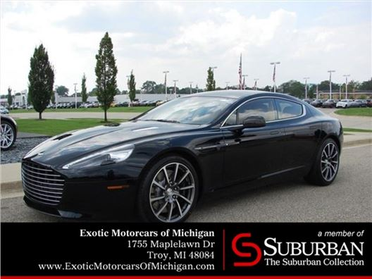 2017 Aston Martin Rapide S for sale in Troy, Michigan 48084