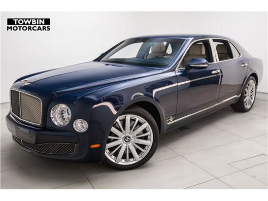 2013 Bentley Mulsanne for sale in Las Vegas, Nevada 89146