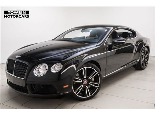2013 Bentley Continental GT V8 for sale in Las Vegas, Nevada 89146