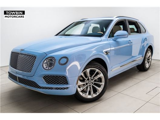 2019 Bentley Bentayga for sale in Las Vegas, Nevada 89146