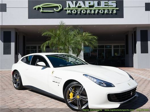 2019 Ferrari GTC4Lusso for sale in Naples, Florida 34104