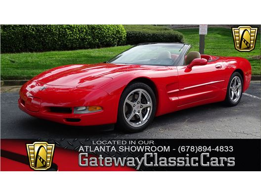2003 Chevrolet Corvette for sale in Alpharetta, Georgia 30005