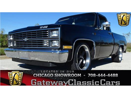 1984 Chevrolet C10 for sale in Crete, Illinois 60417