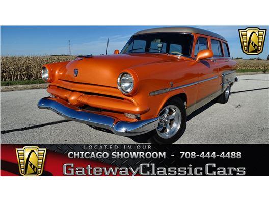 1953 Ford Country Sedan for sale in Crete, Illinois 60417