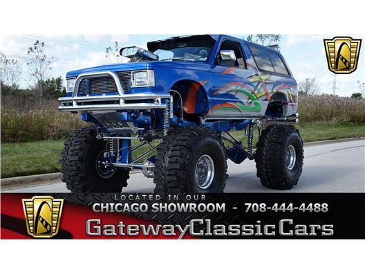 1989 Chevrolet S10 for sale in Crete, Illinois 60417