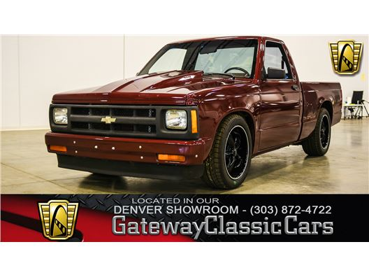 1991 Chevrolet S10 for sale in Englewood, Colorado 80112
