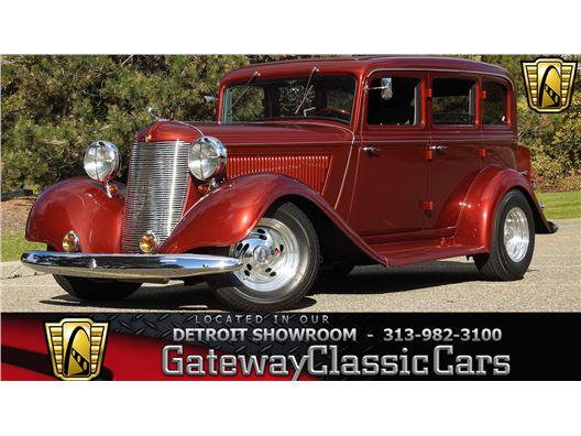 1933 Desoto Street Rod for sale in Dearborn, Michigan 48120