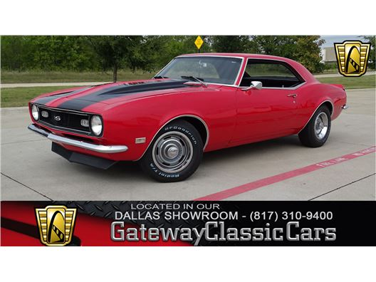 1968 Chevrolet Camaro for sale in DFW Airport, Texas 76051