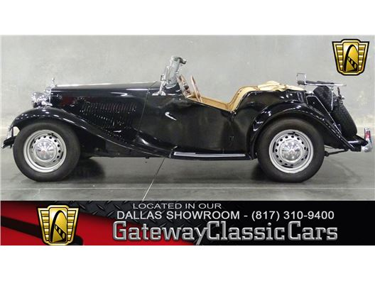 1950 MG TD for sale in DFW Airport, Texas 76051