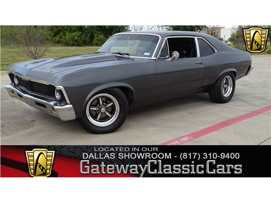 1969 Chevrolet Nova for sale in DFW Airport, Texas 76051
