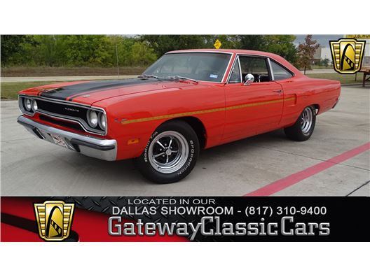 1970 Plymouth Road Runner for sale in DFW Airport, Texas 76051