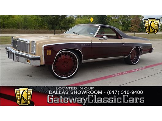 1977 Chevrolet El Camino for sale in DFW Airport, Texas 76051