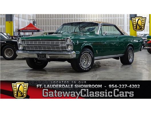 1966 Ford Galaxie for sale in Coral Springs, Florida 33065