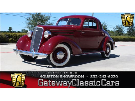 1935 Chevrolet Master Deluxe for sale in Houston, Texas 77090