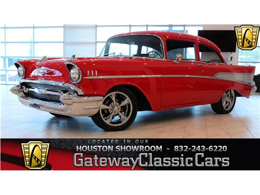 1957 Chevrolet 210 for sale in Houston, Texas 77090