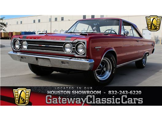 1967 Plymouth GTX for sale in Houston, Texas 77090