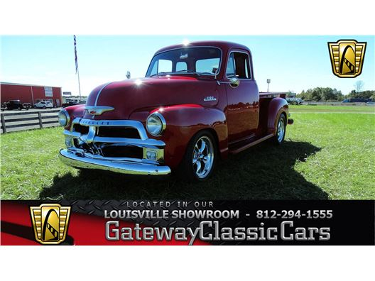 1954 Chevrolet 3100 for sale in Memphis, Indiana 47143