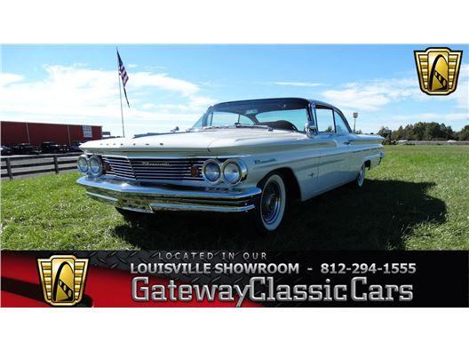 1960 Pontiac Bonneville for sale in Memphis, Indiana 47143