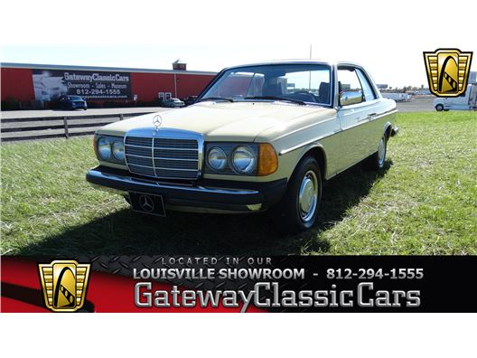 1979 Mercedes-Benz 280CE for sale in Memphis, Indiana 47143