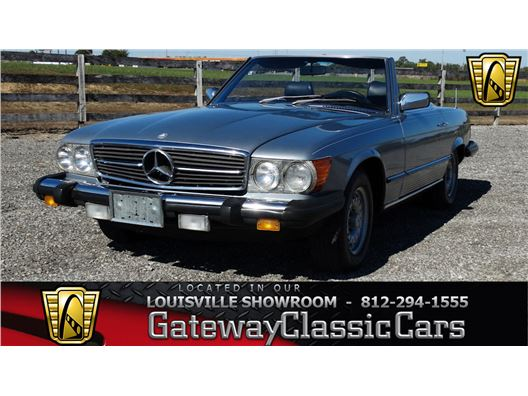 1983 Mercedes-Benz 300SL for sale in Memphis, Indiana 47143