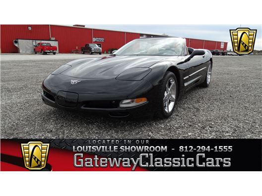 2003 Chevrolet Corvette for sale in Memphis, Indiana 47143