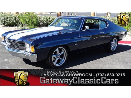 1972 Chevrolet Chevelle for sale in Las Vegas, Nevada 89118