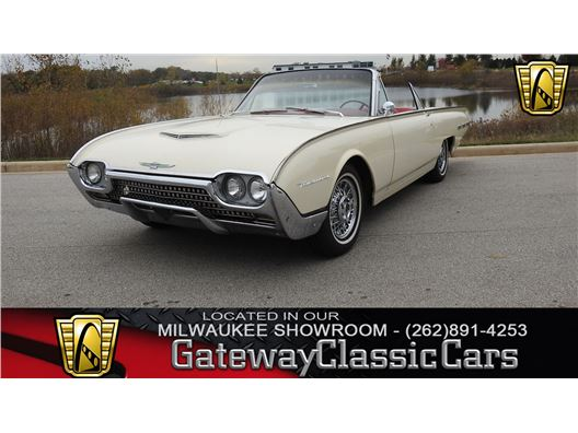 1962 Ford Thunderbird for sale in Kenosha, Wisconsin 53144