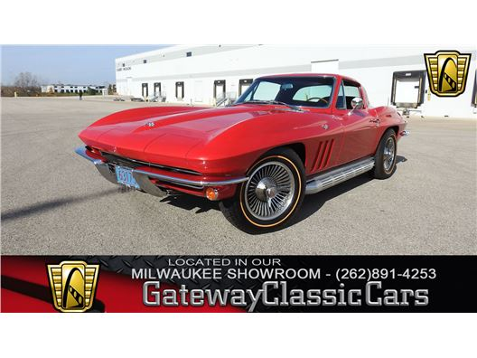 1965 Chevrolet Corvette for sale in Kenosha, Wisconsin 53144