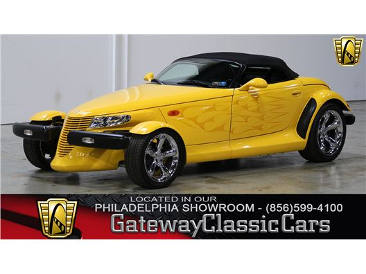 2000 Plymouth Prowler for sale in West Deptford, New Jersey 8066