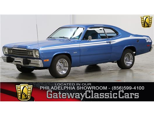 1973 Plymouth Duster for sale in West Deptford, New Jersey 8066